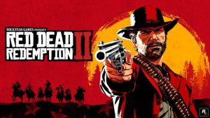 Red Dead Redemption 2 #01/#02