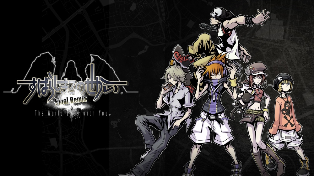 The World Ends With You Final Remix Akiba Pass