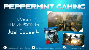 (LIVE) Just Cause 4