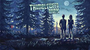 (LIVE) Late Night Gaming - Thimbleweed Park