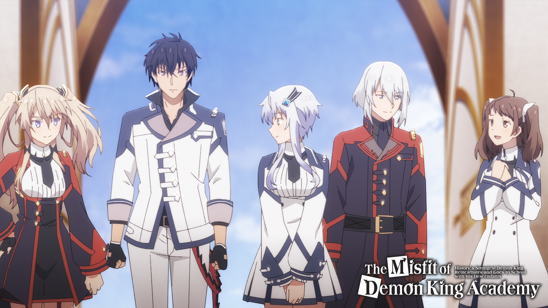 Morgen ab 17:00 im Clubhouse: The Misfit of Demon King Academy – ID: INVADED – I'm Standing on a Million Lives
