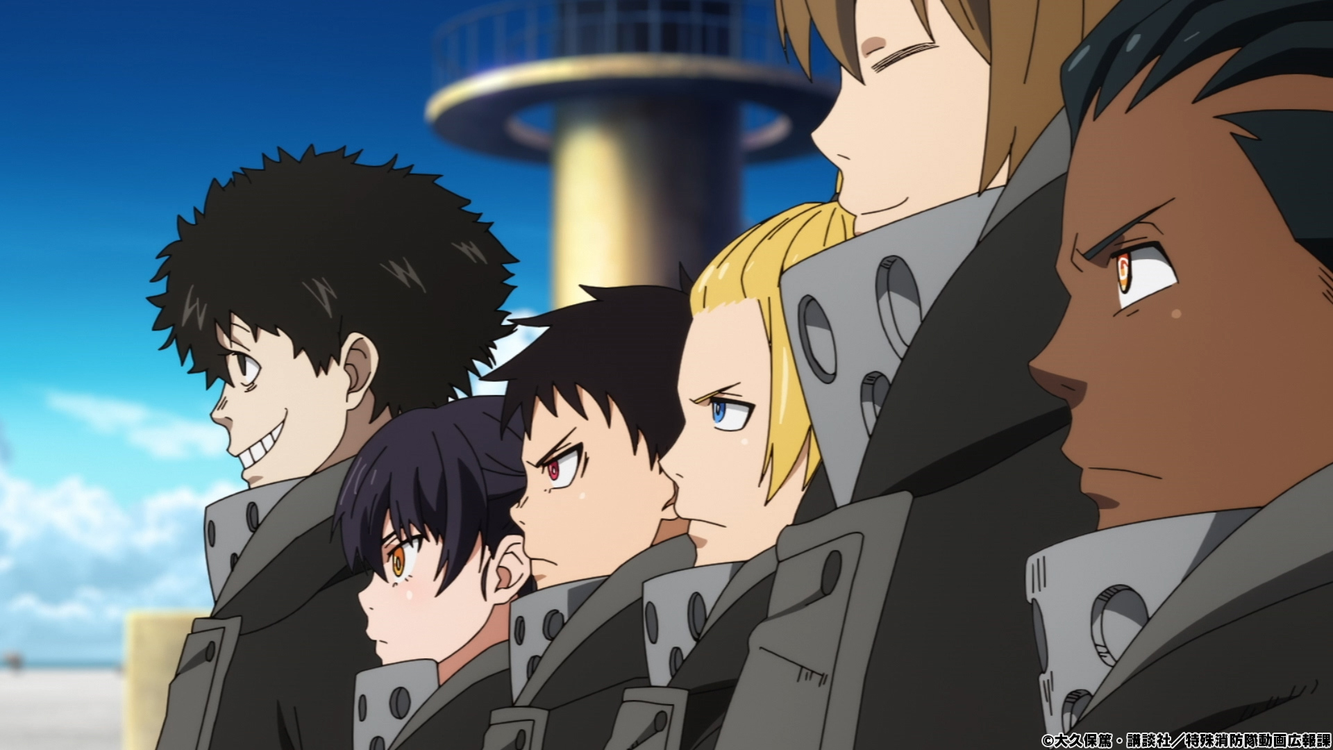 Morgen 21:00 im Clubhouse: Fire Force S2 – Demon Slayer – AKIBA PASS FESTA – ID: INVADED